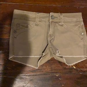Marlow kaki/green shorts